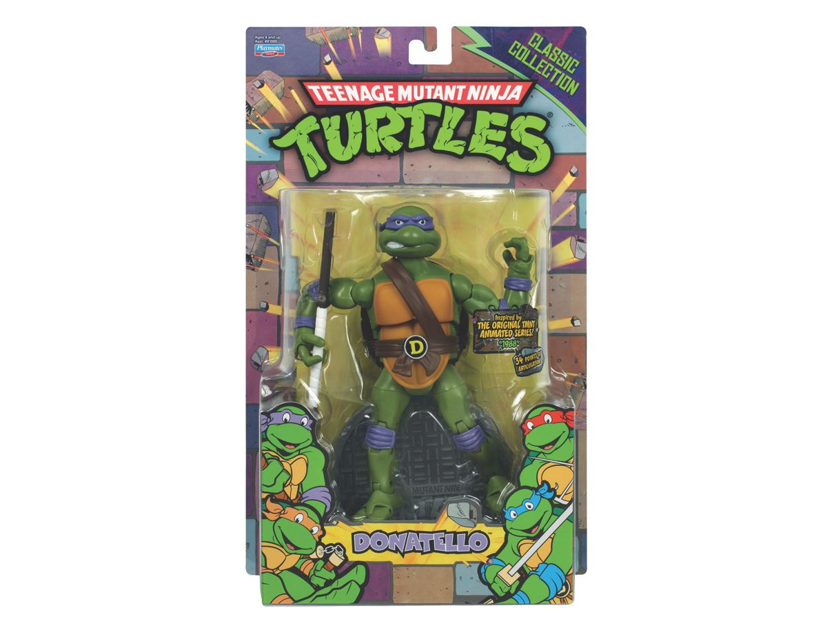 Donatello Turtles Classic figure