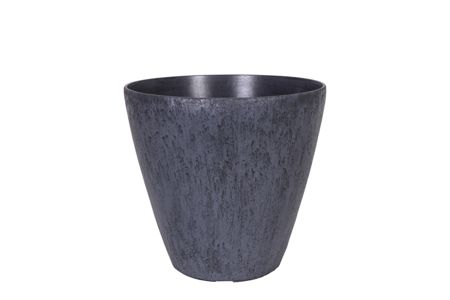 Ivyline Ivyline Pebble Planter Grey medium