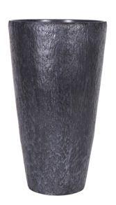 Ivyline Pebble Vase Grey small