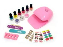 Nail salon kit