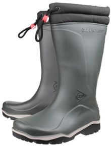 Dunlop Blizzard wellington boots