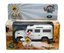 Die-Cast Landrover Defender With Light & Sound