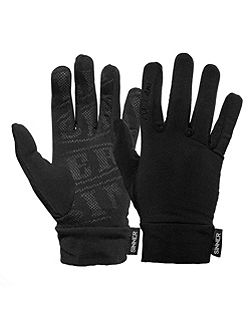 Huff stretch fleece gloves