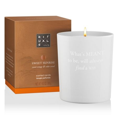 Rituals Sweet Sunrise scented candle