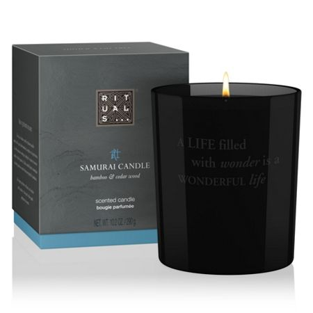 Rituals Samurai Candle scented candle