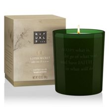 Rituals Lotus Secret scented candle
