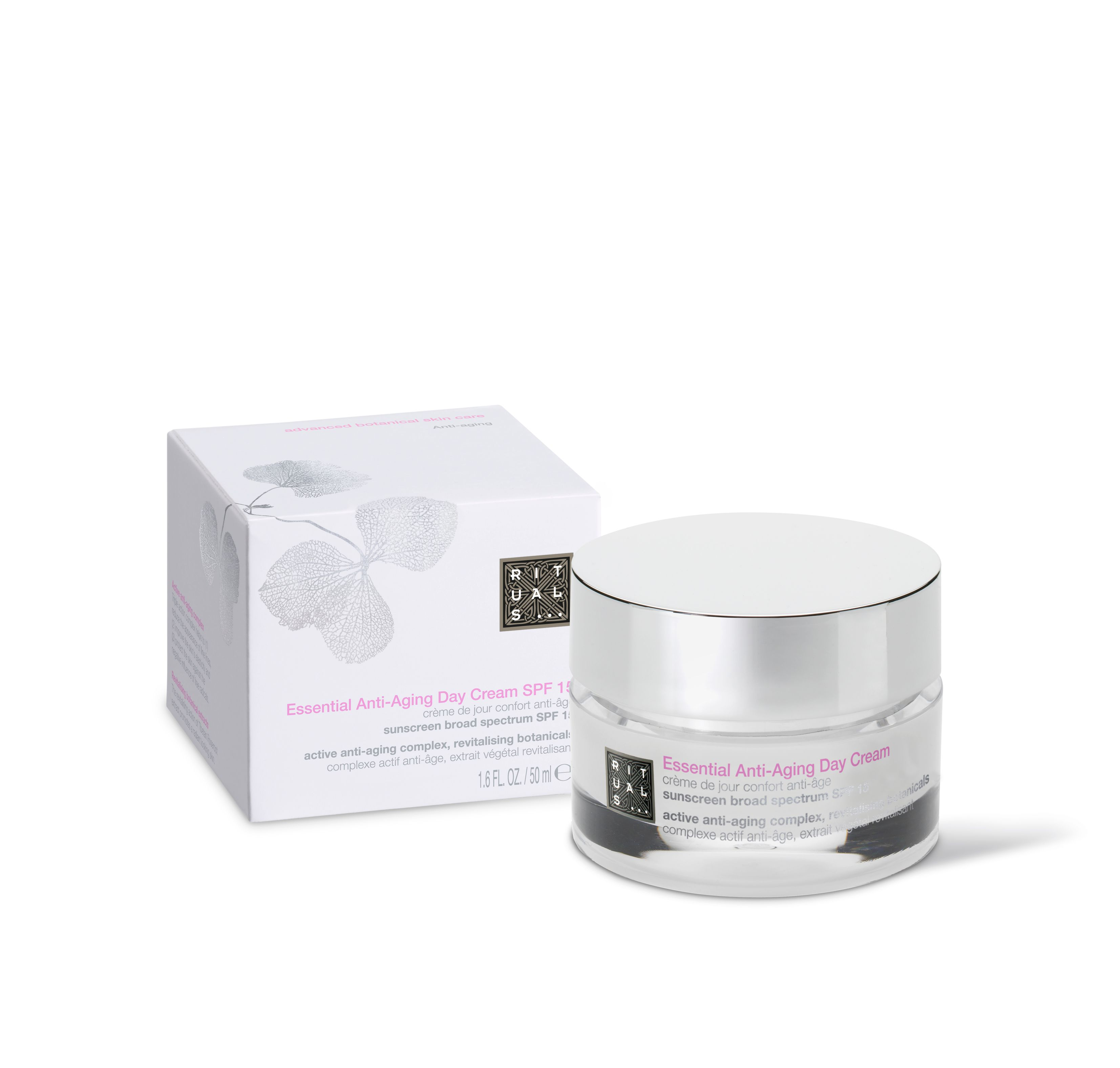 Essential Anti-Aging Day Cream SPF 15