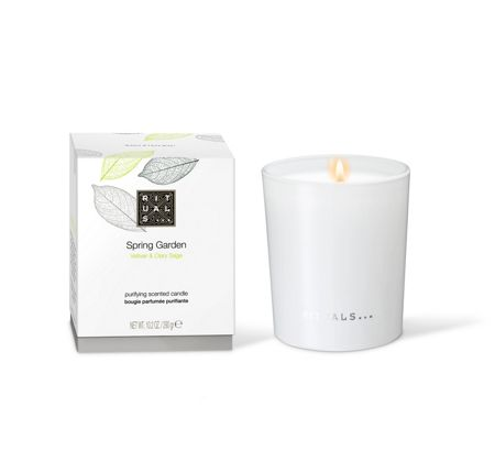 Rituals Spring garden scented candle