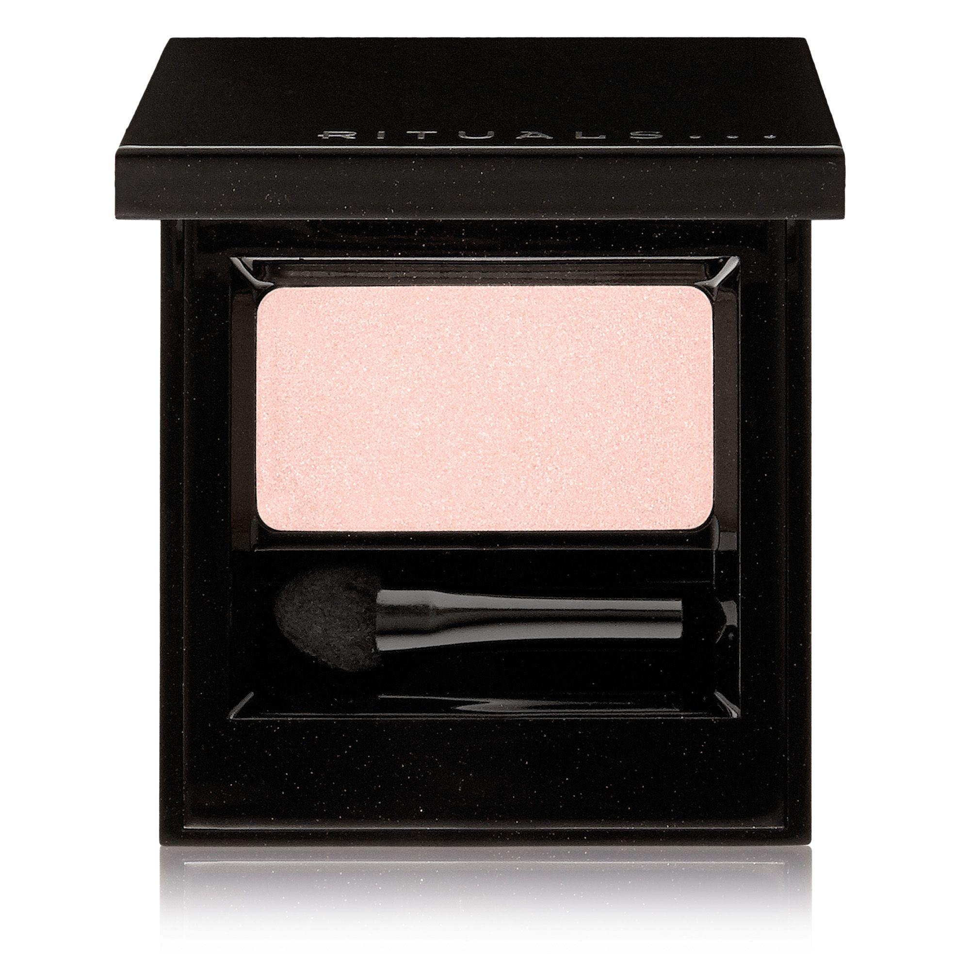 single eye shadow - White Rose