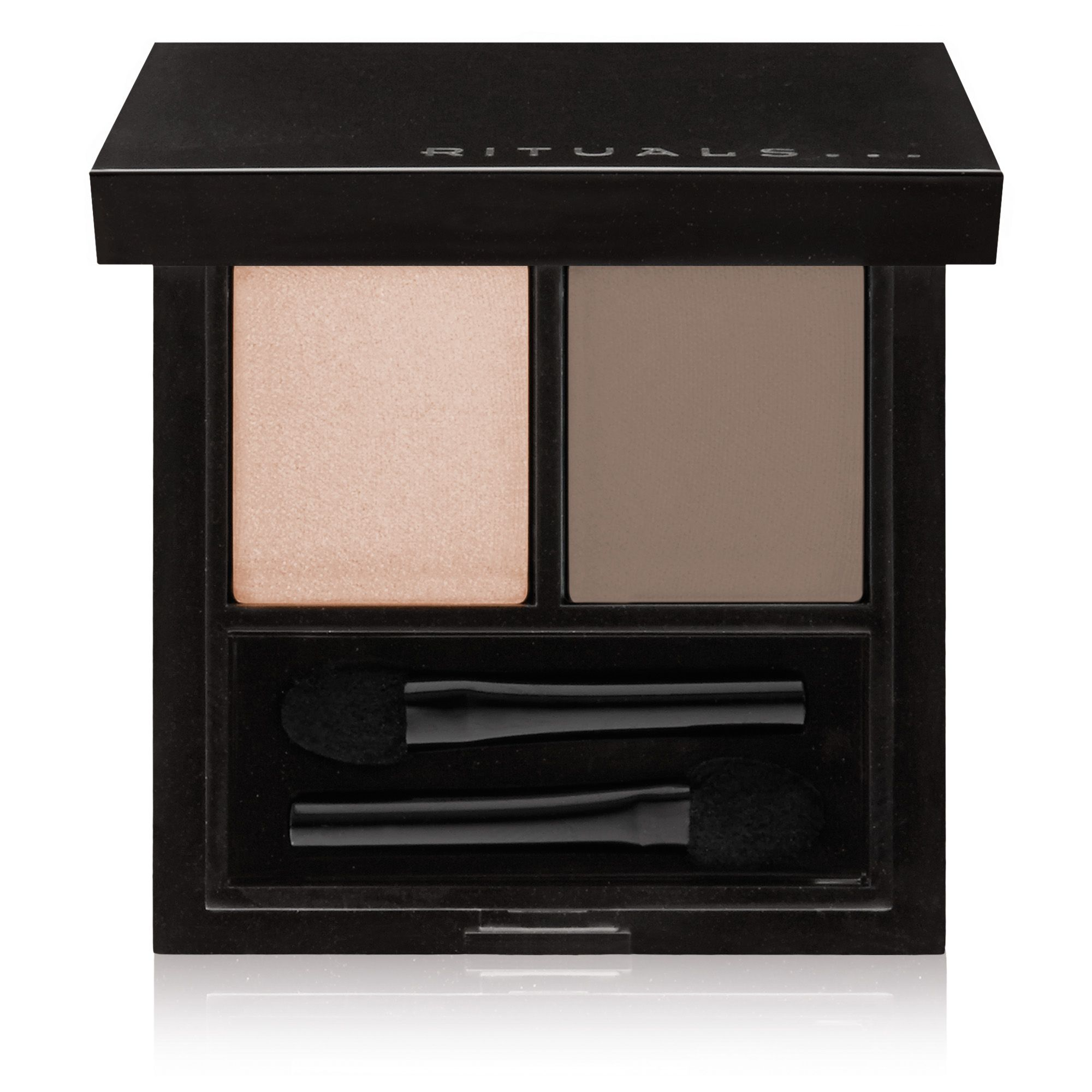 Duo eye shadow - Amber Harmony