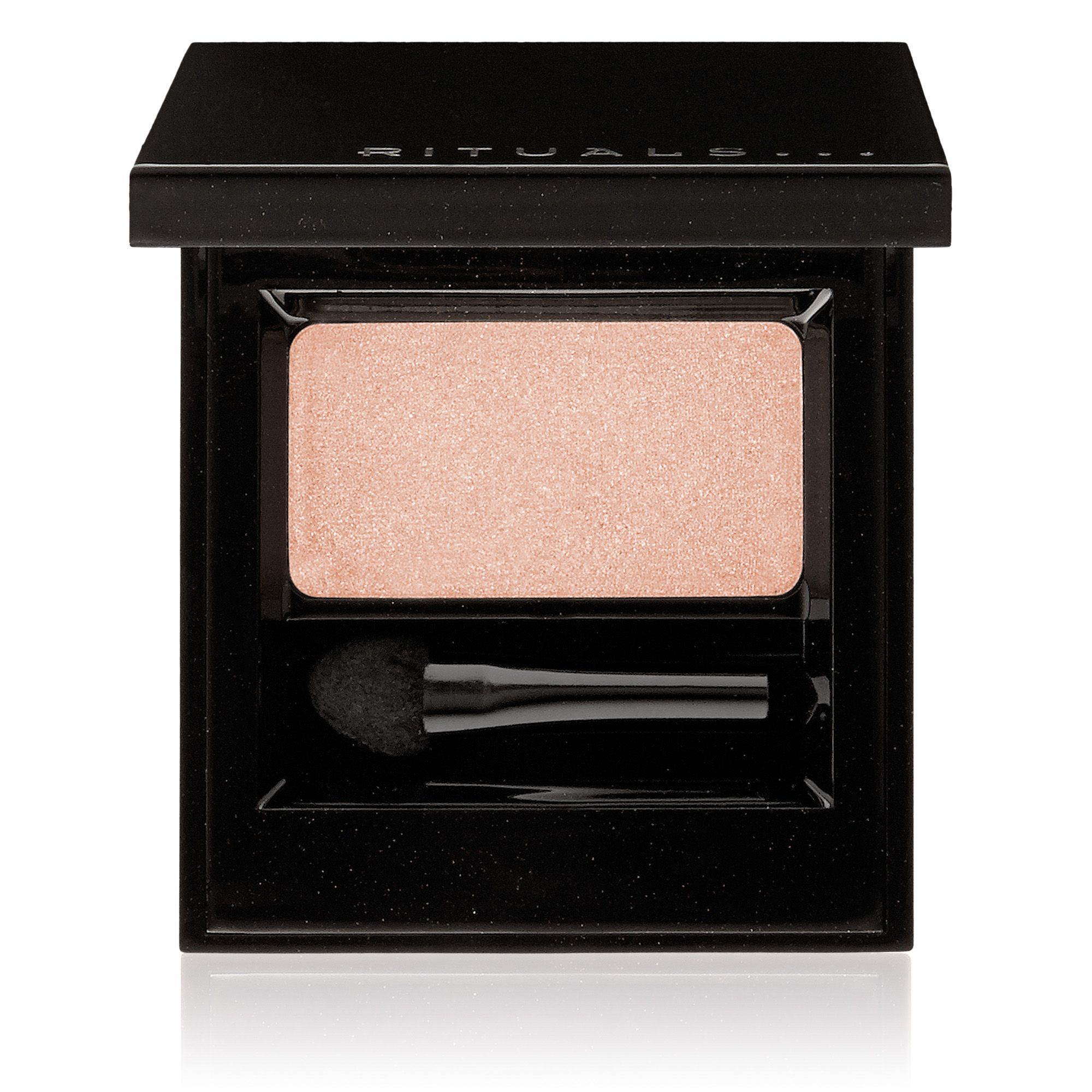 single eye shadow - Peach Glow