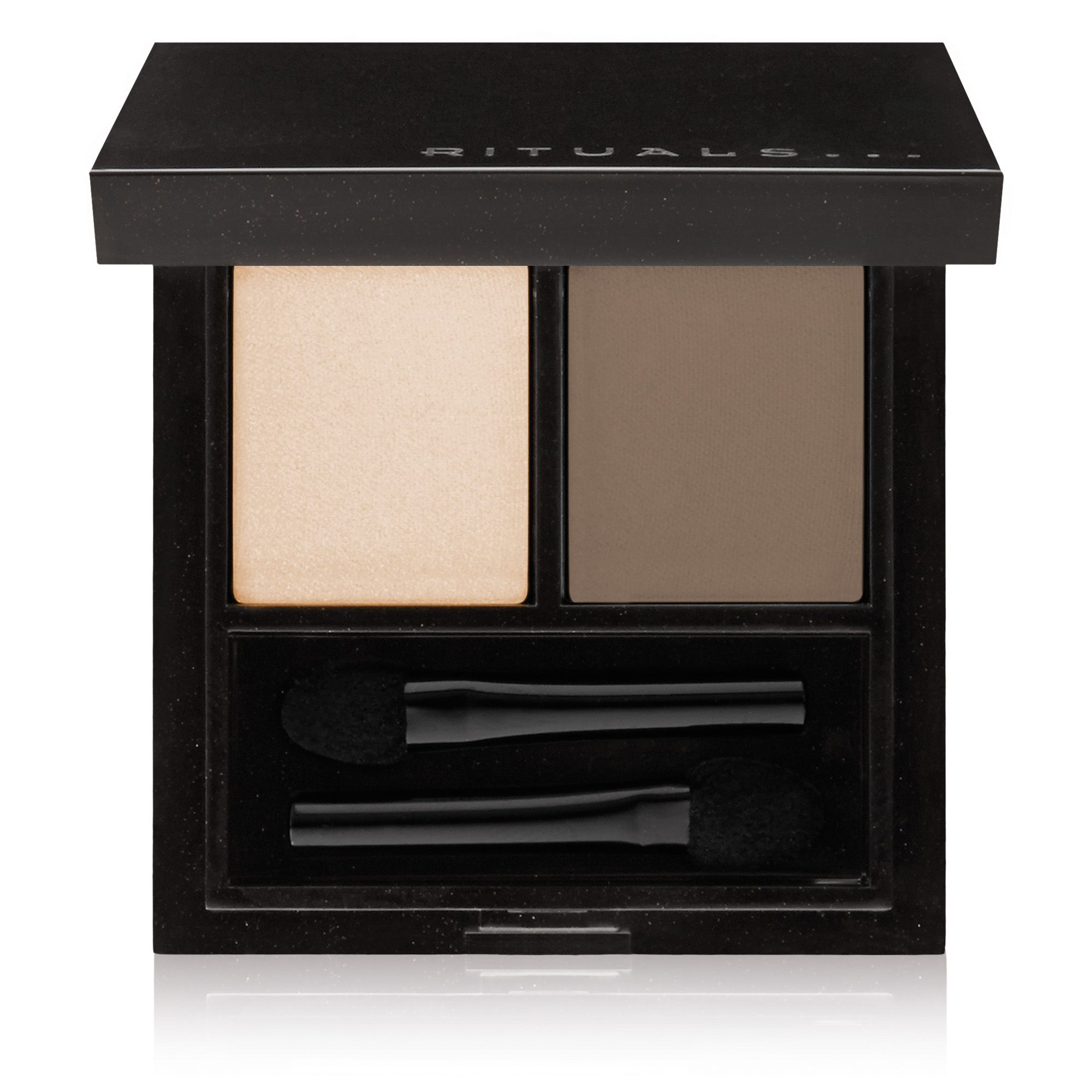 duo eye shadow - Ginger White