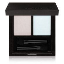 duo eye shadow - Sapphire Rose