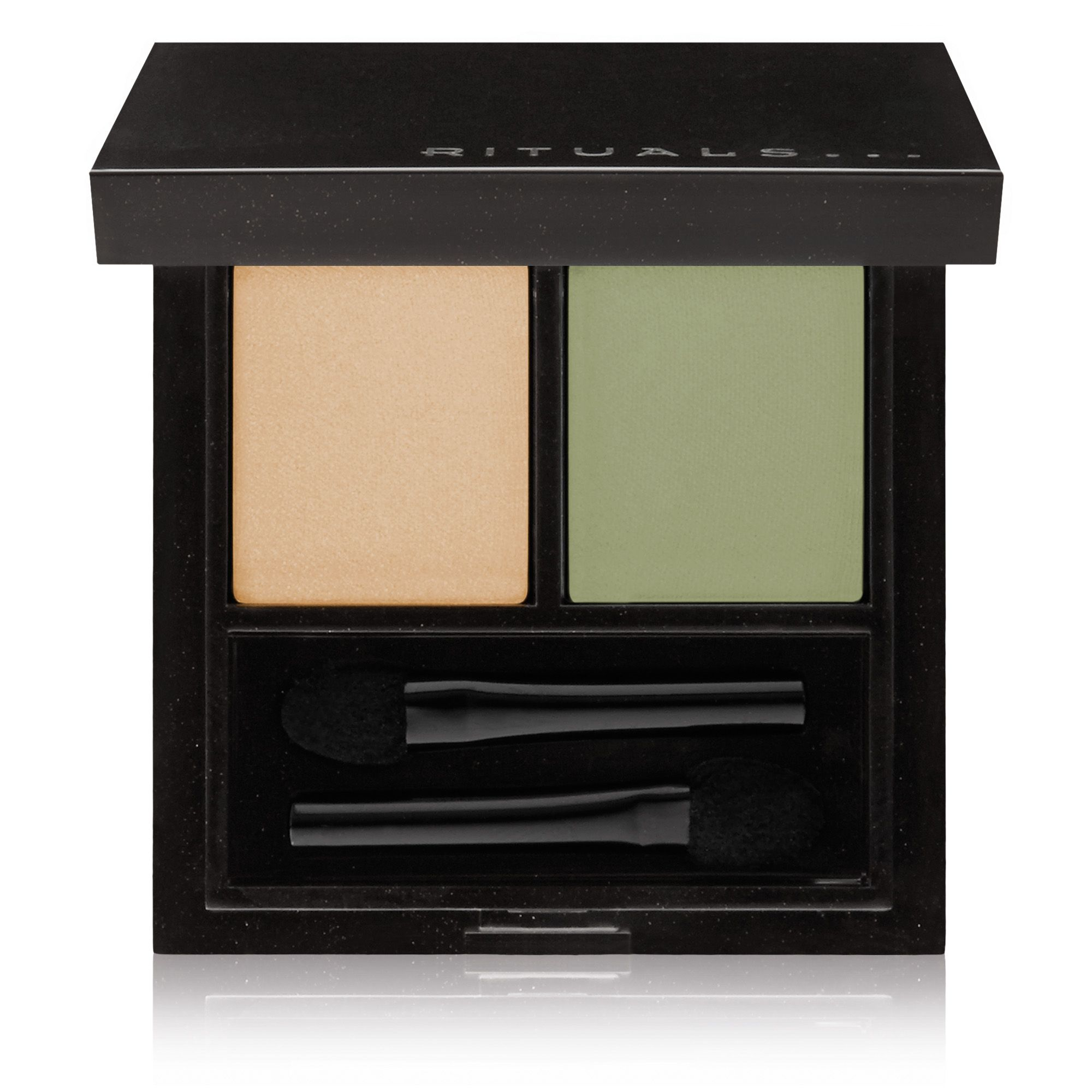 duo eye shadow - Golden Jade
