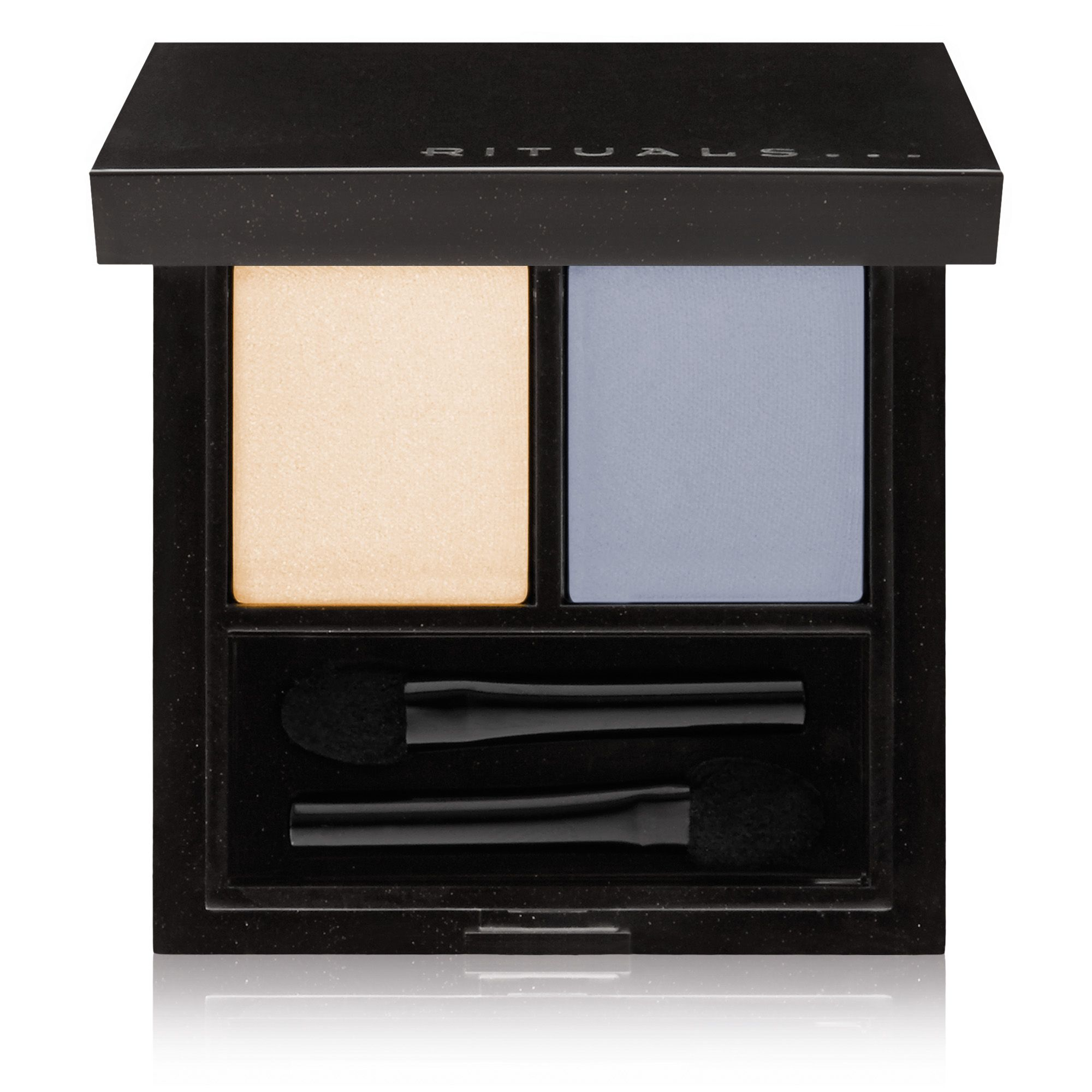 duo eye shadow - Cool Sapphire
