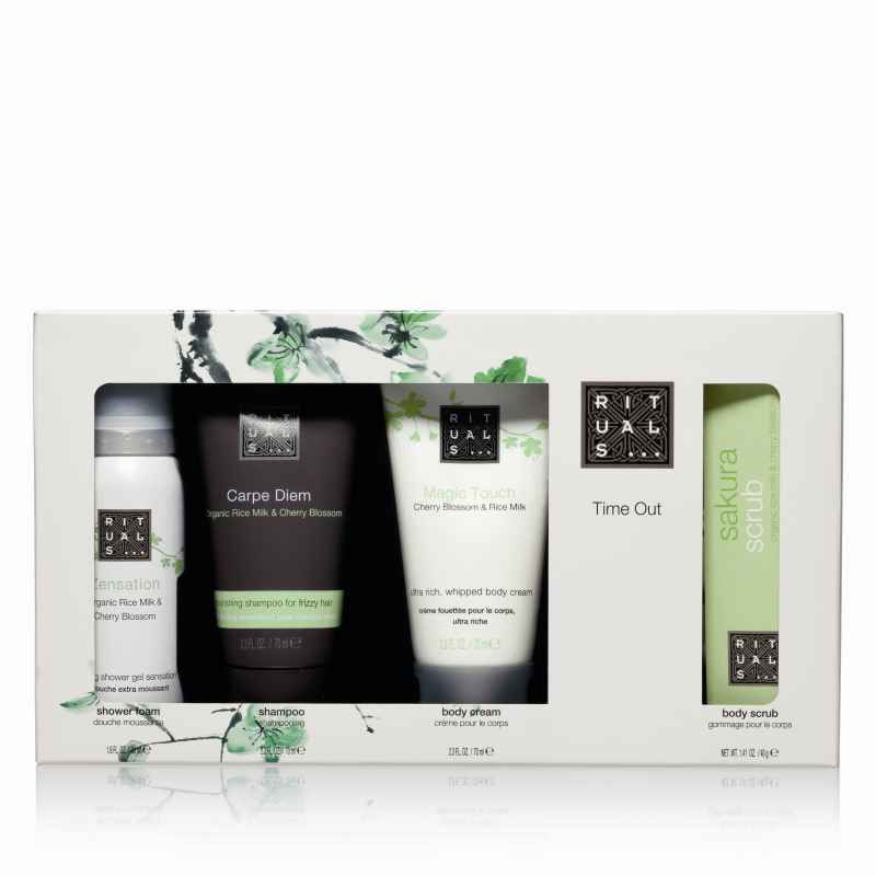 Time Out Gift Set
