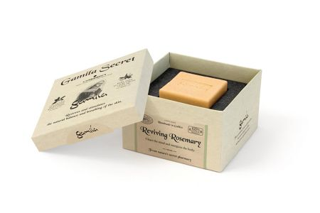 Gamila Secret Gamila Secret Rosemary Soap