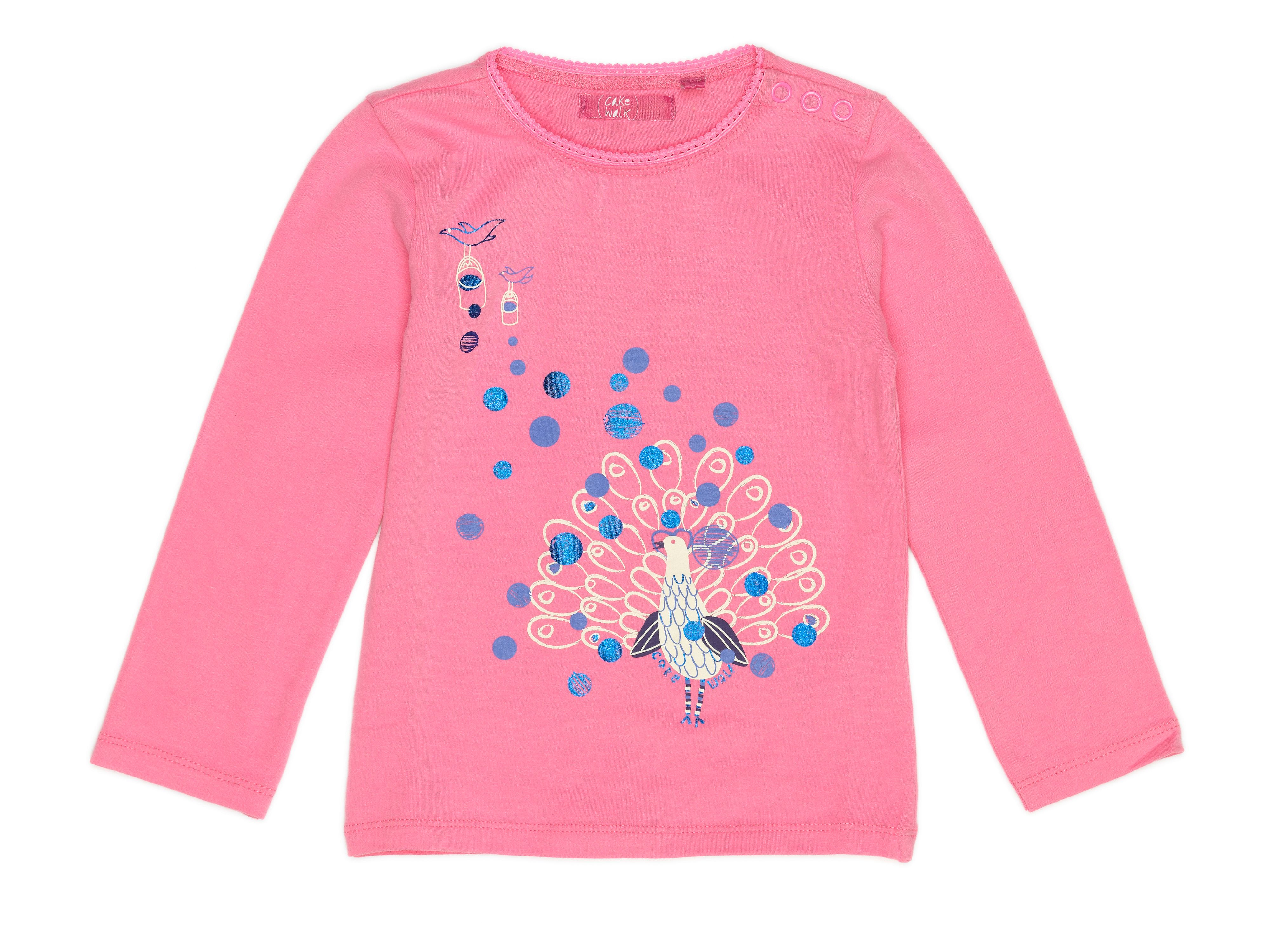 Cakewalk Baby girls long sleeve T-Shirt with product image