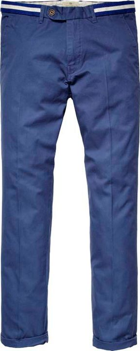 Scotch & Soda Slim Fit Chinos
