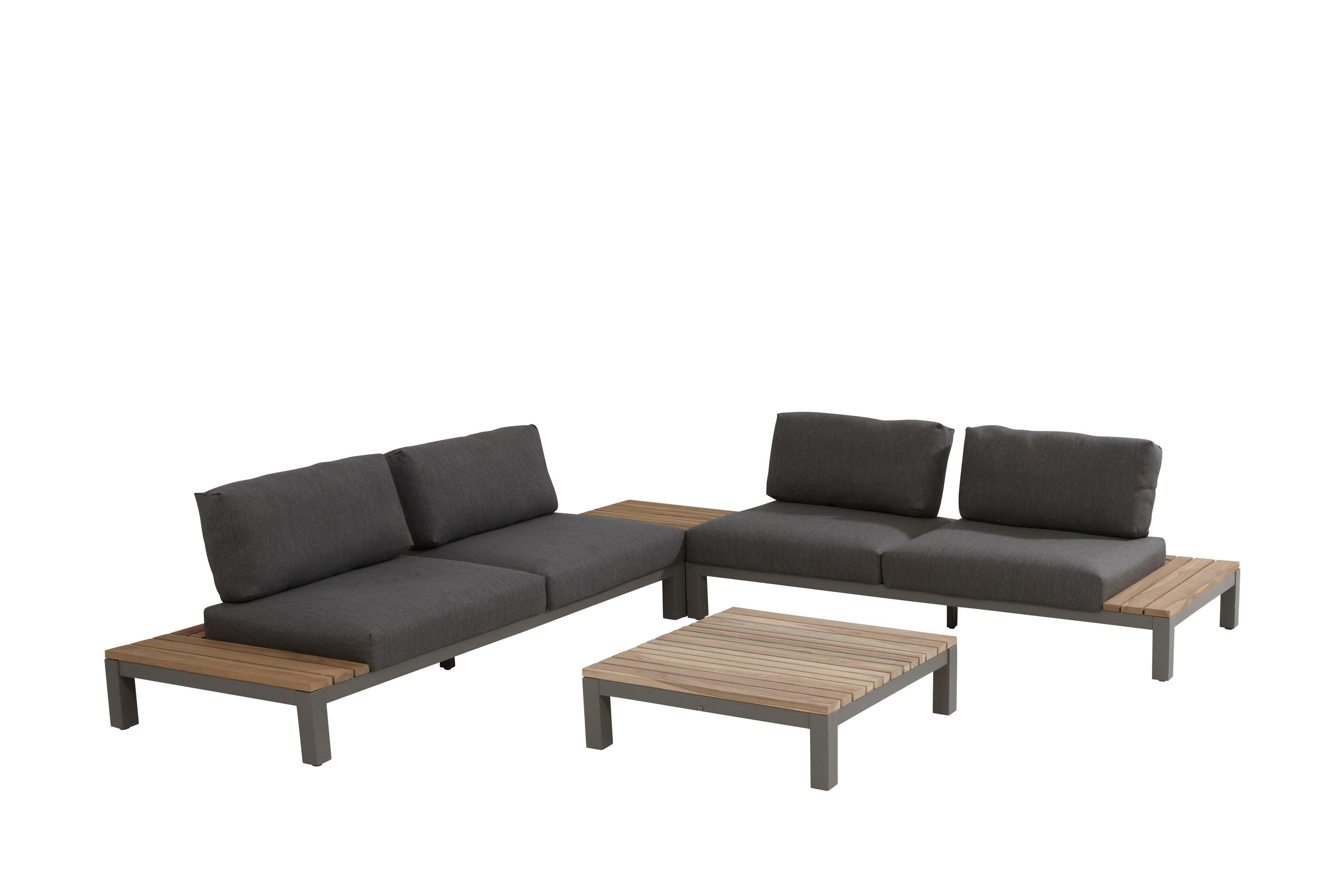Image of 4 Seasons Outdoor Fidji Corner Set
