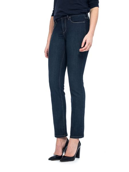 NYDJ Skinny In Blue Lightweight Denim