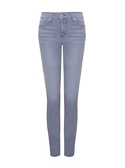 Skinny In Grey Lightweight Denim