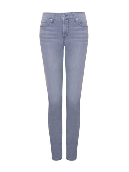 NYDJ Skinny In Grey Lightweight Denim