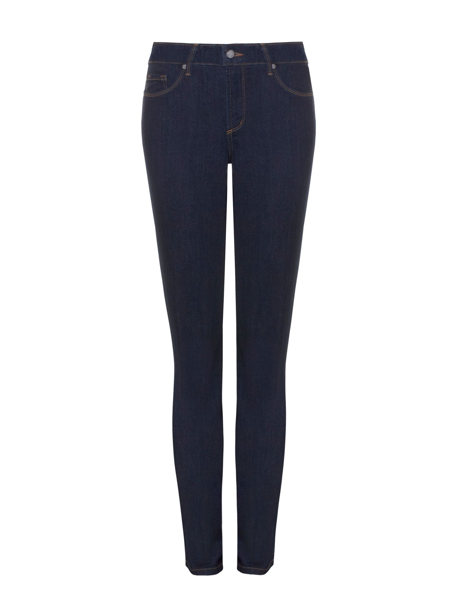 NYDJ Skinny In Blue Premium Denim Petite Denim