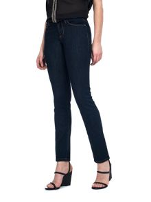 NYDJ Skinny In Blue Premium Denim Petite