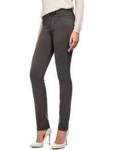 Jegging In Light Taupe Super Stretch