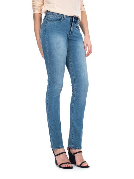 NYDJ Skinny In Blue Premium Denim