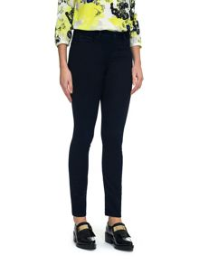 NYDJ Legging In Dark Blue Lightweight Denim