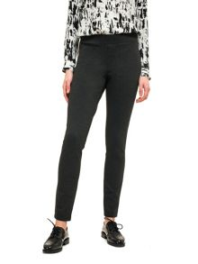 NYDJ NYDJ Pull On Legging In Black Jersey