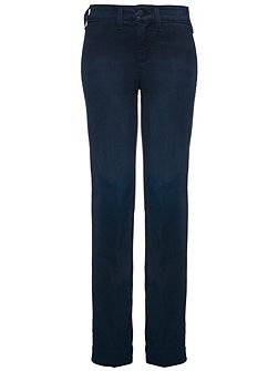 Teresa Modern Trouser In Dark Blue Future Fi