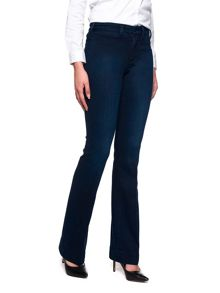 NYDJ Teresa Modern Trouser In Dark Blue Future Fi