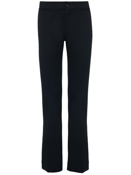 NYDJ NYDJ Michelle Trouser In Black Jersey