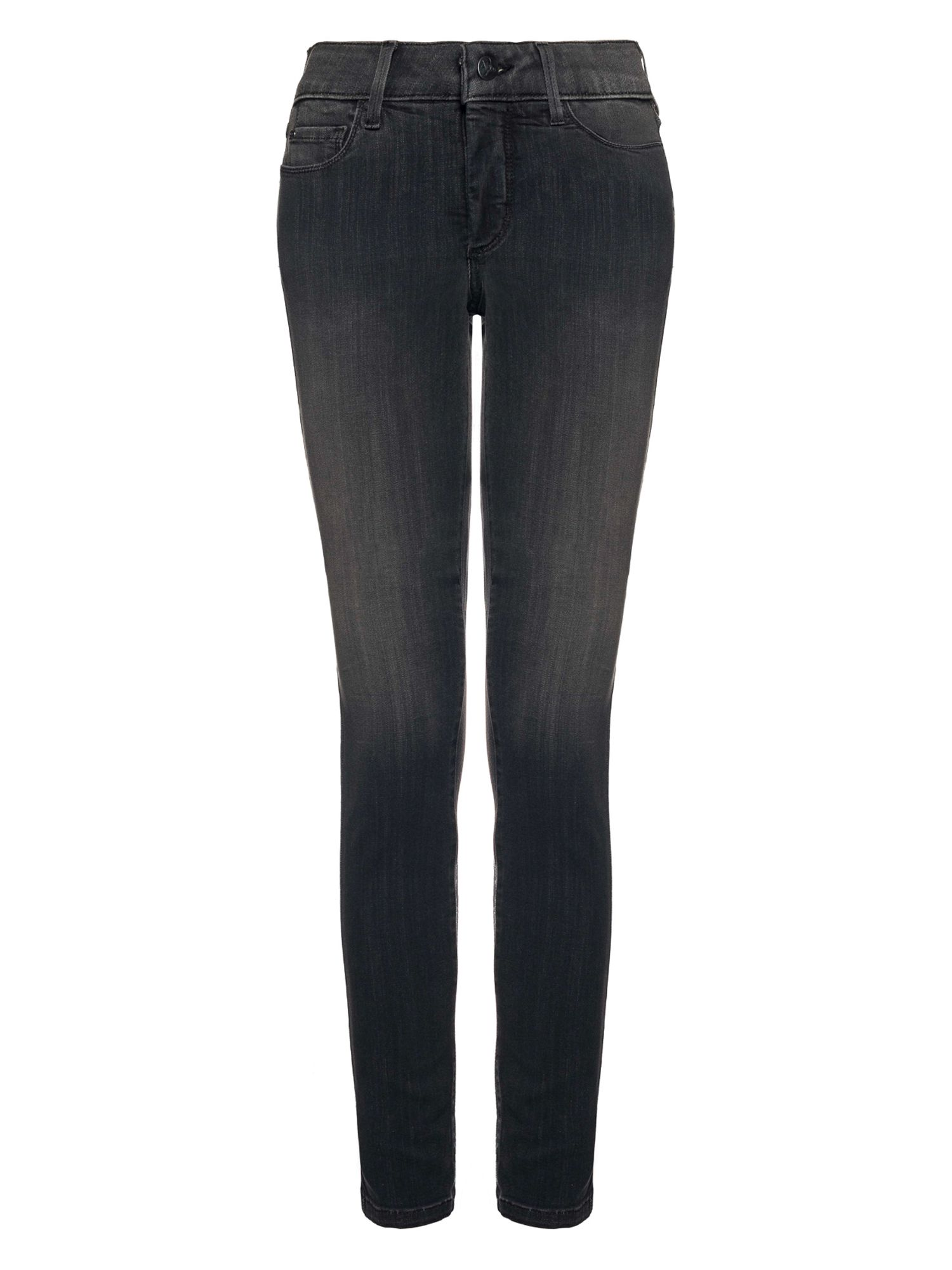 Nydj alina legging in sure stretch denim grey bluewater for Alina s lebanese cuisine