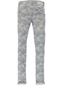 Girls denim trousers
