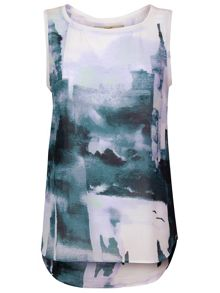 Multiprinted top