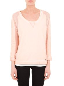Long  sleeves round neck jumper