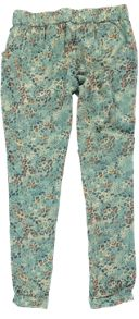 Girls printed trousers