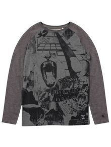 Boy Printed Jumper