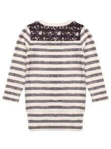 Girl Tunic with Stripes