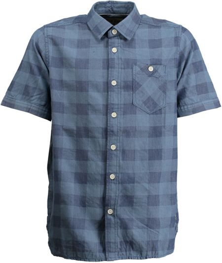 Garcia Boys Cotton Check Print Shirt