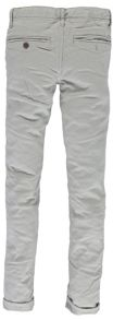 Boys Slim Fit Cotton Chinos