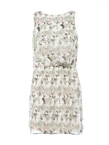 Garcia Sleeveless Print Dress