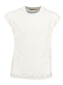 Girls Textured T-Shirt