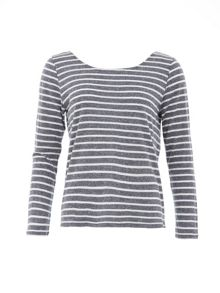 Garcia Striped Top