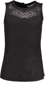 Garcia Girls Cutout Sleeveless Top