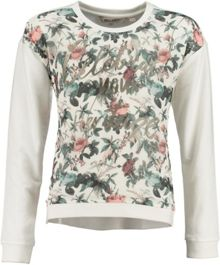 Garcia Girls Floral Print Sweater